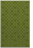 rug #885939    green traditional rug