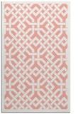 rug #886039    white borders rug