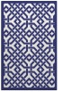rug #886099 |  blue popular rug