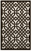 rug #886123 |  brown borders rug