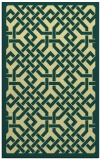 rug #886135 |  yellow borders rug