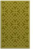 rug #886139    light-green borders rug