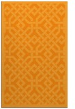 rug #886163 |  light-orange traditional rug