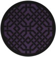 rug #886344 | round traditional rug