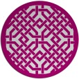 rug #886359   round traditional rug