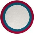 rug #887164   round borders rug