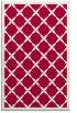 rug #887279 |  red borders rug