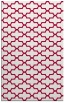 rug #887839 |  red traditional rug