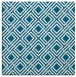 rug #887934 | square check rug