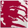 rug #888091 | square red animal rug