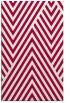 rug #888159    red stripes rug