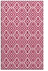 rug #888224 |  red traditional rug
