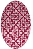 rug #888261   oval traditional rug