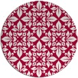 rug #888269 | round traditional rug