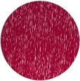 rug #888708 | round red natural rug