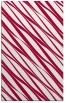 rug #888984    red stripes rug