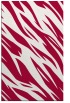 rug #889064    red abstract rug