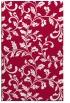 rug #889304 |  red popular rug