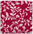 rug #889316 | square red popular rug