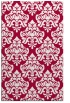 rug #889324    red traditional rug