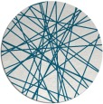 rug #889751 | round abstract rug