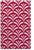 rug #889784 |  red graphic rug