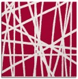 rug #889976 | square red stripes rug