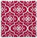 rug #890016 | square red rug
