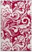 rug #890324    red damask rug