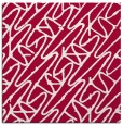 rug #890476 | square red rug