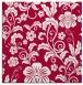 rug #890636 | square red natural rug