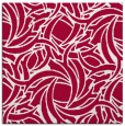 rug #891236 | square red rug