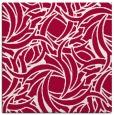 rug #891236 | square red natural rug