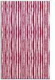 rug #891404    red stripes rug