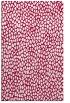 rug #891444 |  red animal rug