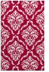 rug #891524 |  red traditional rug