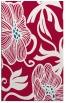 rug #891604 |  red natural rug