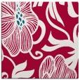 rug #891616 | square red natural rug
