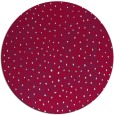 rug #891728 | round red animal rug