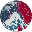 midnight surf rug - product 892049