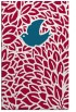 rug #892144 |  red graphic rug