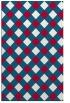 rug #892164 |  red geometry rug