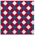 rug #892178 | square check rug