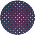 rug #892191 | round check rug