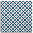 rug #892196 | square red check rug