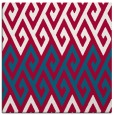rug #892316 | square red abstract rug