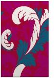 rug #892624 |  red damask rug
