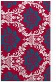 rug #892644 |  red rug