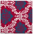 rug #892656 | square red rug