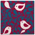 rug #892816 | square red natural rug